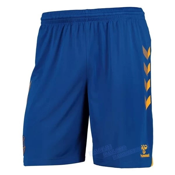 Away Pantaloni Everton 2020 2021 Blu Kit Calcio Offerta