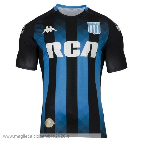 Away Maglia Racing Club 2019 2020 Blu Kit Calcio Offerta